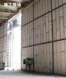 Prix préfabriqué de panneau de mur de sandwich à matériau de construction d'entrepôt de construction