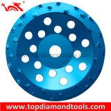 PCD алмазные шлифовальные колес для снятия конкретные покрытие