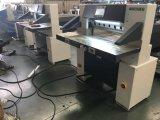 Plein Machine de découpage de papier numérique hydraulique (67ET)