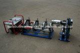 40-200mmの管付属品のバット融接機械