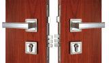 OEM 높은 안전 키 자물쇠 장붓 구멍 레버 아연 합금 룸 자물쇠