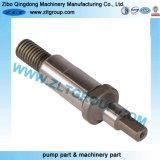 Forgiando asta cilindrica lunga utilizzata per estrazione mineraria ed industria chimica