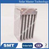 OEM индивидуальные алюминиевый профиль для светодиодного освещения с Anodizing теплоотвода