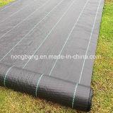 PP PE Matériaux de protection contre les mauvaises herbes en tissu de polypropylène tissé