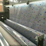 настил PVC затыловки войлока ширины от 3m до 3.7m