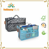 2016 Sale caldo Big Volume Zippered Organizer Bag in Bag Handbag Organizer Bag Organizer