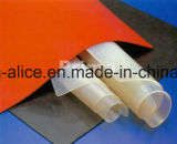 Strato di gomma di Plaat+Rubber con vario tipo