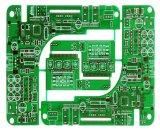 PWB rígido Doble-Sideed componente auto con la máscara verde de la soldadura