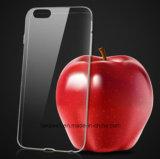 高品質の新製品はiPhone 6s移動式カバーケースのためのTPUの電話箱を取り除く