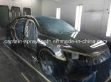 Длинняя будочка краски брызга шины, линия покрытия будочка брызга машины