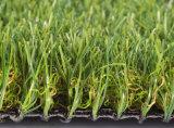 Hierba que ajardina sintética al aire libre superventas para el césped (L40-C)