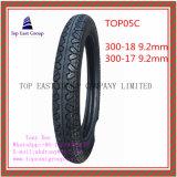 Größe 300-18, hochwertiger Nylonreifen des ISO-300-17 Motorrad-6pr