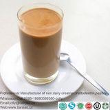 Da palma de semente do petróleo da base desnatadeira da leiteria não para o chá do leite