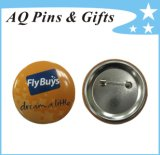Горячий значок Selling Tin Button (кнопка badge-12)