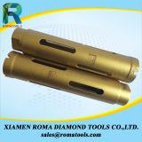 """돌을%s Romatools 다이아몬드 코어 드릴용 날은 사용을 적시거나 말린다 사용 1-1/2를 """""""
