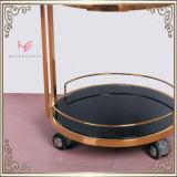 Мебель нержавеющей стали вагонетки ликвора тележки вагонетки (RS150502)