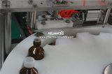 Machine recouvrante remplissante de teinture de bouteille en verre