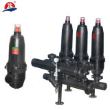 Sistema do filtro de disco do tratamento da água com Seawater