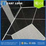 30*60cm отполировали белое/черноту/желтый цвет/серые плитки камня кварца для настила