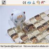 Материал украшения, мозаика плитки стены стеклянная для интерьера