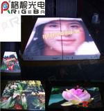 Rigeba P10党のための屋内LEDのビデオダンス・フロア