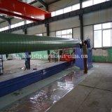 El FRP/ GRP Tubo de agua haciendo que la maquinaria del tubo de plástico reforzado con fibra// accesorios de tubería de fibra de vidrio