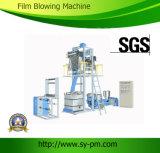 Sj-40 PVC 열 수축 플레스틱 필름 불어진 밀어남 기계