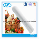 De duidelijke Zak van het Voedsel van de Verpakking Plastic op Broodje