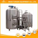 Máquina Turnkey do equipamento da fabricação de cerveja de cerveja da cervejaria/cerveja de Homebrew