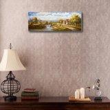 Peinture à l'huile du paysage classique