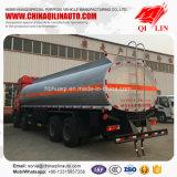 21800 Liter Kapazitäts-Kraftstoff-Tanker-LKW-für Benzin-/Treibstoff-Laden
