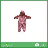 Les enfants de l'imperméable 100 % polyester étanche Coverall
