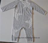 Круглая шея сделала по образцу комбинезон свитера Knit младенцев
