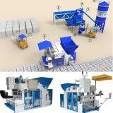 機械を作る移動式ブロック