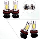 LED de alta potência com carro de sabugo de nevoeiro da retaguarda