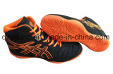 Nouveau design Snappdawn Mens Wrestling Chaussures athlétiques respirant chinois