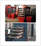 Máquina Vulcanizing da imprensa da máquina do pneumático da máquina do assoalho de borracha da alta qualidade