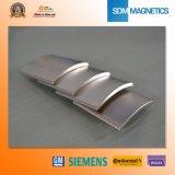 De vervaardiging Aangepaste Gediplomeerde NeoMagneet van de Boog ISO/Ts16949