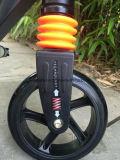 """""""trotinette"""" elétrico o mais leve de dobramento do adolescente da fibra do carbono do motor do cubo de roda 2"""
