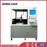 Tagliatrice del laser della fibra di Herolaser 500W per il blocco per grafici di vetro del metallo