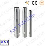 Parti di giro personalizzate CNC dell'acciaio inossidabile/ottone/alluminio