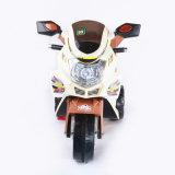 Conduite en plastique sur la vente en gros électrique de véhicule de moto d'enfants