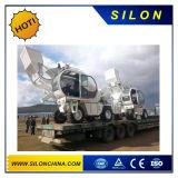 Тележка конкретного смесителя тавра 1.7m3 Silon самозарядная (SL1.7R)