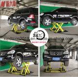Alignement des roues de haute qualité en ciseaux de levage de voiture