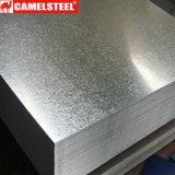 DX51D SGCH Zn60g Zinc lámina de acero revestida