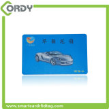 Compatível Fudan F08 Chip RFID PVC / PET 13.56MHz Smart Card