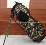 Nylon материальная стойка мешка пушки гольфа в мешках гольфа
