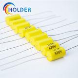 Condensateur de film de Typemetallized Ployester (CBB20 333K/630V) pour l'appareillage électrique