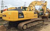 Excavador de segunda mano usado buenas condiciones agradables PC220-8 de KOMATSU PC220 para la venta