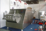 우유를 위한 산업 사용 2000L/H 음식 고압 균질화기